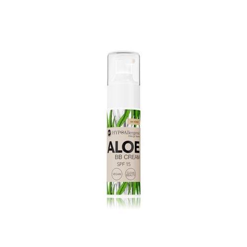 Bell HYPOAllergenic Aloe BB Cream SPF 15 BB Cream 20 ml Nr. 04 - Honey