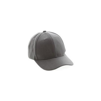 Baseball Cap: Gray Accessories