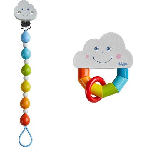 HABA Babygeschenk-Set Regenbogenwelt, bunt