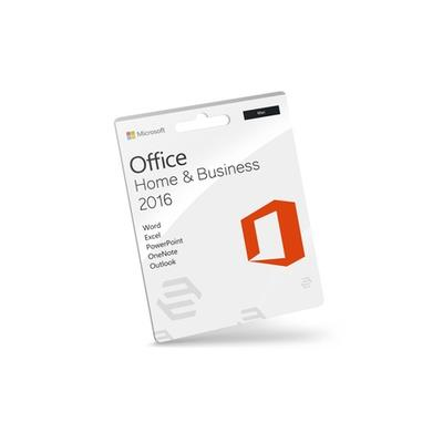 Microsoft Office Home and Business 2016 pour Mac 32/64 Bit