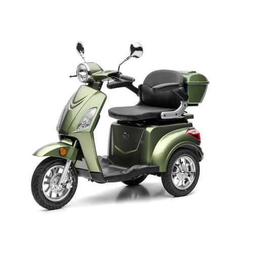 Nova Motors Elektroroller Bendi LI (grün)