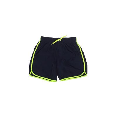 H&M Athletic Shorts: Blue Solid ...