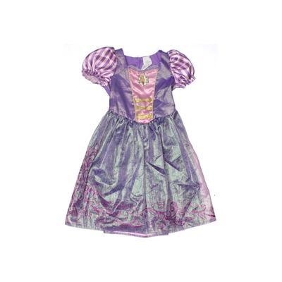 Disney Costume: Purple Accessories - Size 4