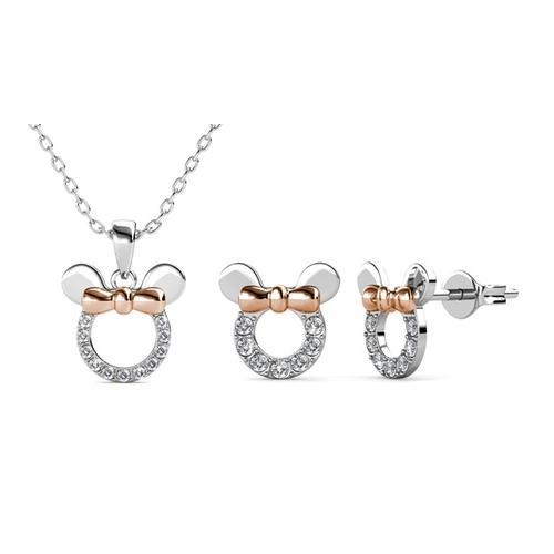 Ohrstecker und/oder Halskette: Halskette