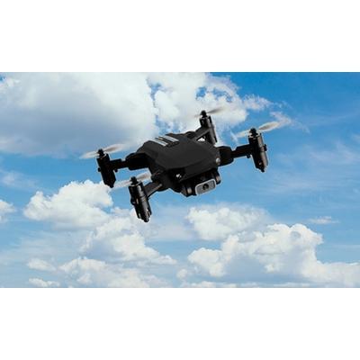 Minidrone avec caméra 4K avec support pour smartphone et hélices de rechange : x1