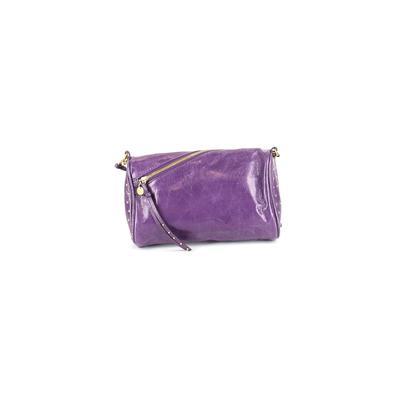 Hobo The Original - Hobo Bag The Original Crossbody Bag: Purple Solid Bags