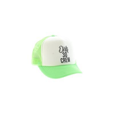 Cobra Baseball Cap: Green Accessories