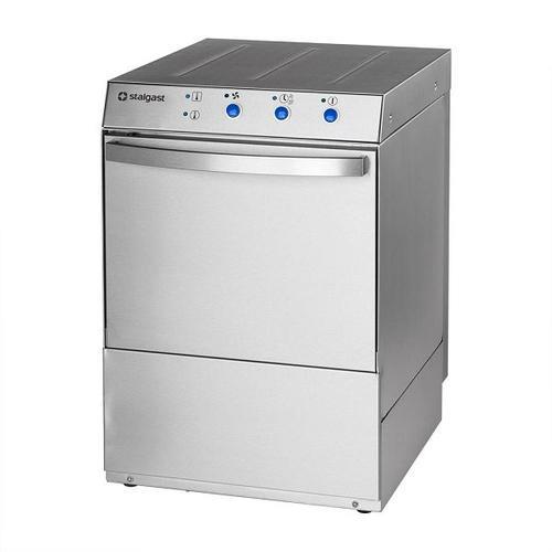 Gastro Geschirrspülmaschine Universal inkl. Klarspülmitteldosierpumpe, Multiphase 230/400V, 3,9/4,9 kW