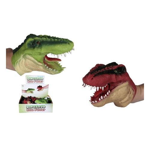 Dinosaurier-Handpuppe: 1