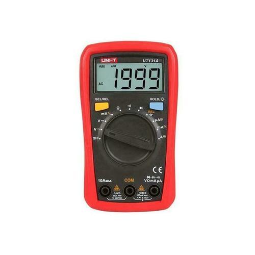 UT 131A Multimeter, digital, 2000 Counts, - Uni-t