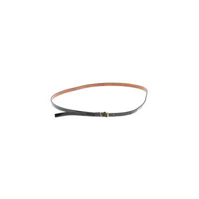 J.Crew - J.Crew Leather Belt: Black Accessories - Size Medium