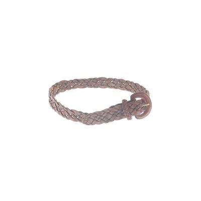 Studio - Studio Leather Belt: Brown Accessories
