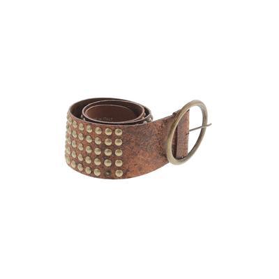 RoccoBarocco - RoccoBarocco Belt: Brown Accessories - Size 42