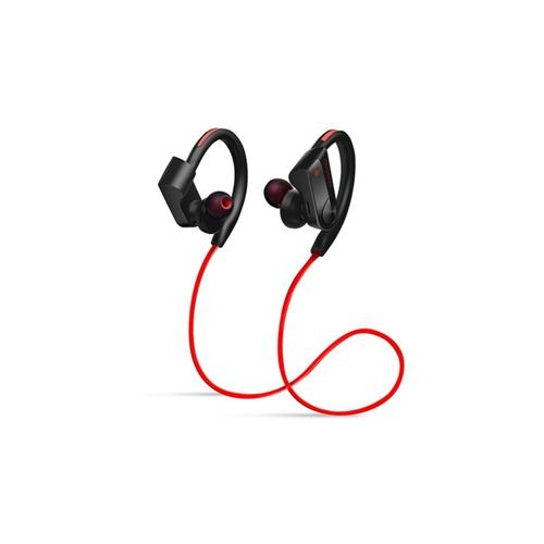 Sport-Bluetooth-Kopfhörer: Rot