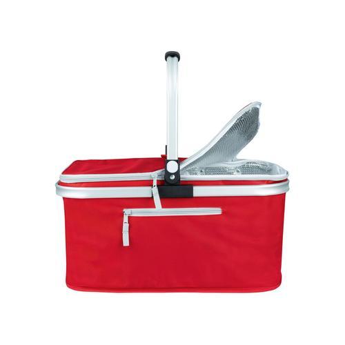 TOPMOVE® Einkaufskorb (rot)