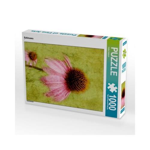 Echinacea Foto-Puzzle Bild von Heike Hultsch Puzzle