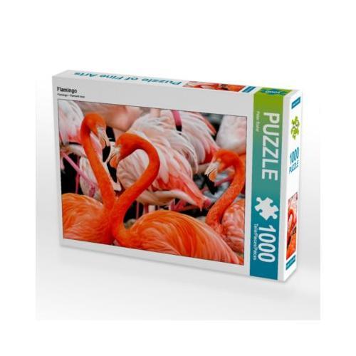 Flamingo Foto-Puzzle Bild von Peter Roder Puzzle