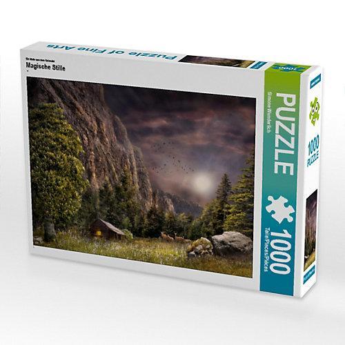 Magische Stille Foto-Puzzle Bild von Simone Wunderlich Puzzle