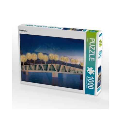 Die Brücke Foto-Puzzle Bild von Klattis Puzzle