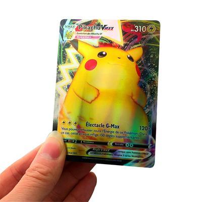 Carte Pokemon Pikachu V Vmax, Ve...