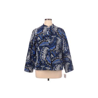 Southern Lady Jacket: Blue Jackets & Outerwear - Size 16