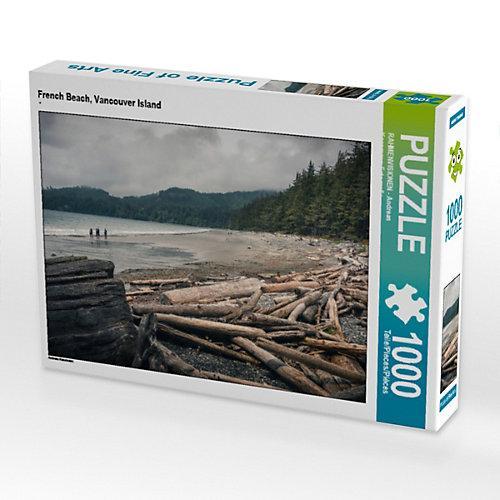 French Beach, Vancouver Island Foto-Puzzle Bild von RAHMENVISIONEN Puzzle