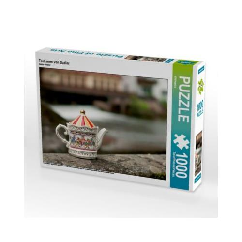 Teekanne von Sadler Foto-Puzzle Bild von silvimania Puzzle