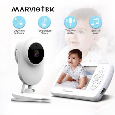 Babyphone vidéo pour bébé, écran...