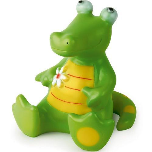 niermann LED Dekofigur »Krokodil Hector«, Dekoleuchte Krokodil Hector