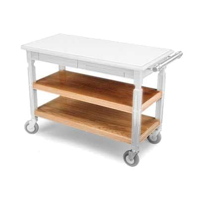 Forbes Industries 6230 Fixed Shelf for Hardwood Carts