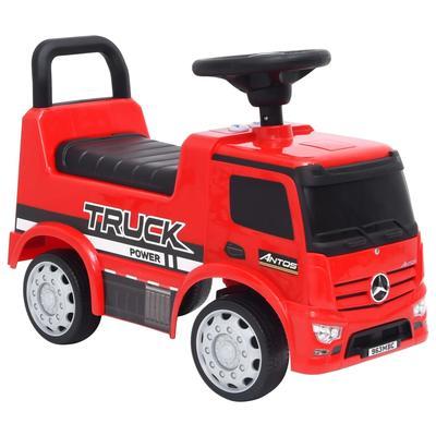 vidaXL Camion à pédales Mercedes...