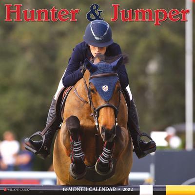 Willow Creek Press Hunter & Jumper 2022 Wall Calendar