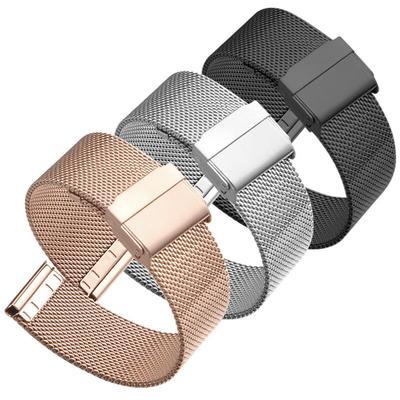 Bracelet de montre en acier inox...
