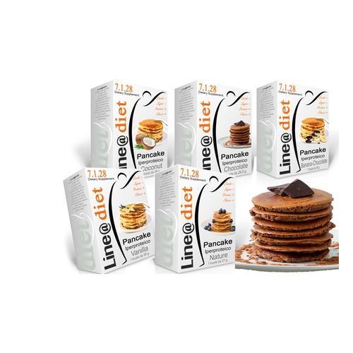 Pfannkuchen-Mix: Kokosnuss/ 14 Stück 406 gr