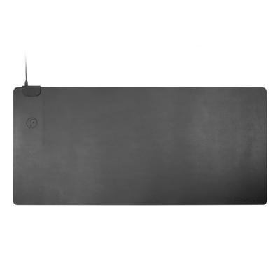"""KeySmart Communication Taskpad Wireless Charging Desk Pad Black KS923BLK Model: KS923-BLK"""