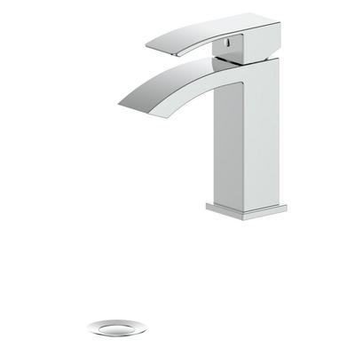 ZLINE Zephyr Bath Faucet in Chrome (ZEP-BF-CH) - ZLINE Kitchen and Bath ZEP-BF-CH