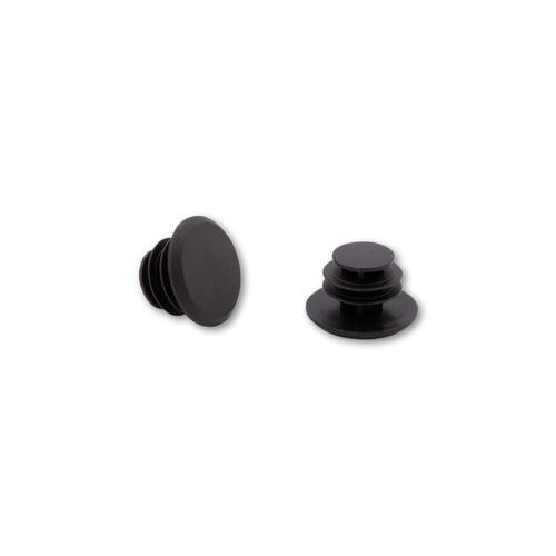 LSL Rohrstopfen, für Rohrlenker mit 22,2 mm Innendurchmesser, schwarz