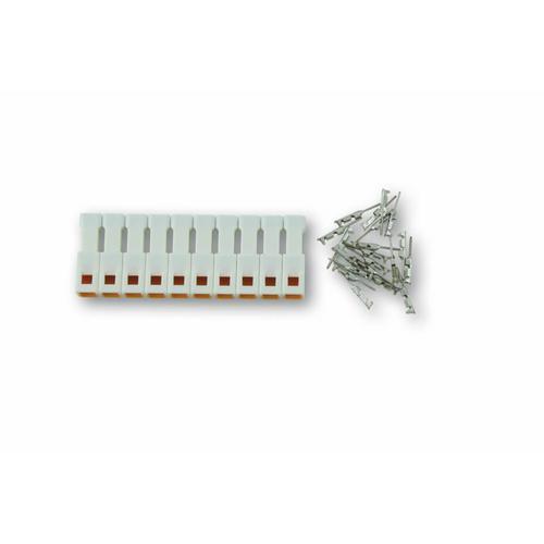2 Pin Mini-Stecker (weiblich) für Frauen