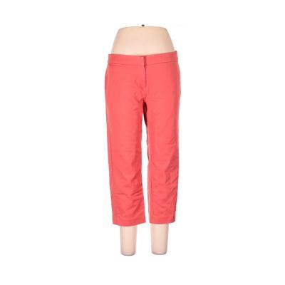 Donna Ricco Khaki Pant: Pink Sol...