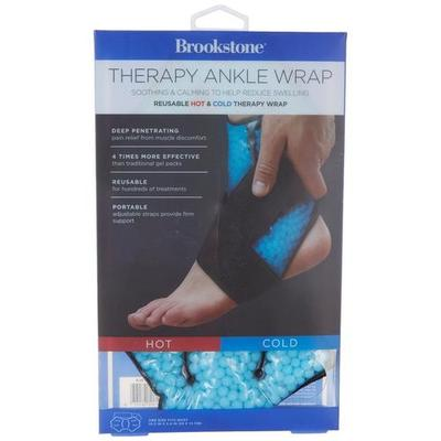 Brookstone Therapy Ankle Wrap