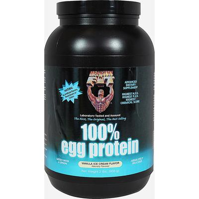 Healthy N Fit 100% Egg Protein Vanilla Ice Cream-2 lb Powder