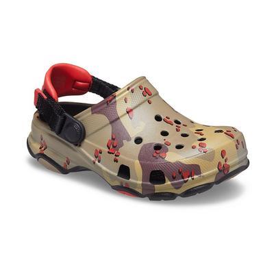 Crocs Camouflage...