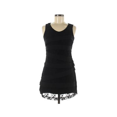 Alexander Wang Cocktail Dress - Party: Black Solid Dresses - Used - Size Medium