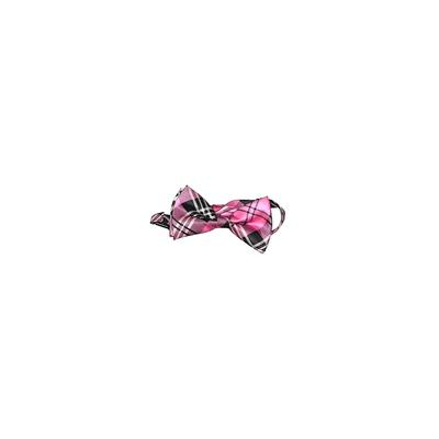 Bowtie: Pink Plaid Accessories