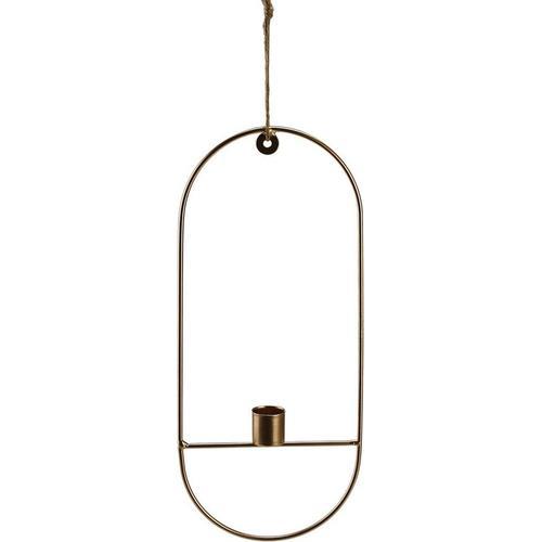 AM Design Kerzenhalter (Set, 2 Stück), aus Metall, Höhe ca. 31,5 cm