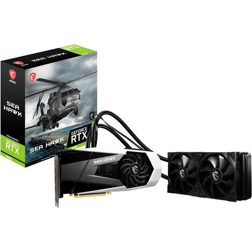 MSI GeForce RTX 3080 Sea Hawk X 10G LHR (10GB), Grafikkarte
