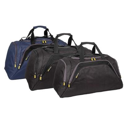 Mig Men's Sports and Travel Bag: Navy