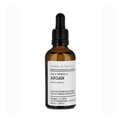 Make it Beauty - Organic Argan Vegetable Oil 50 Ml
