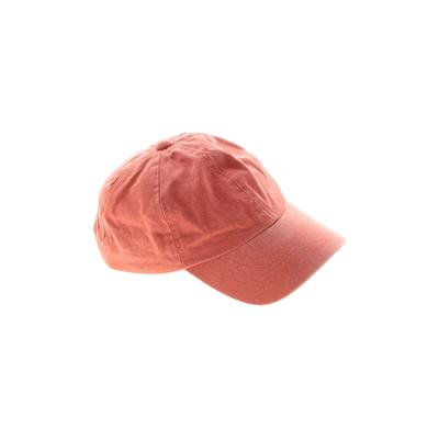 Biltmore Baseball Cap: Red Accessories