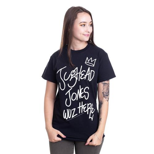 Riverdale - Jughead Jones Wuz Here - - T-Shirts